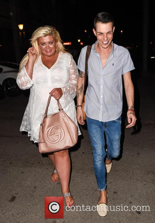 Gemma Collins and Bobby Norris 2