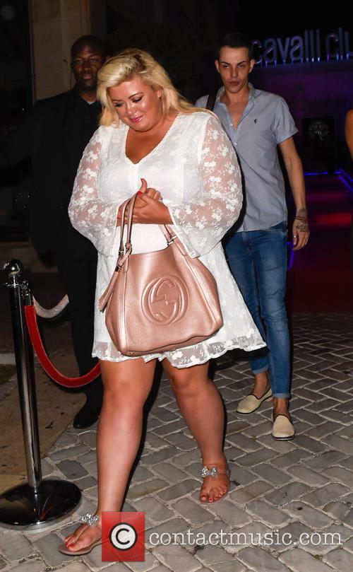Gemma Collins and Bobby Norris 6