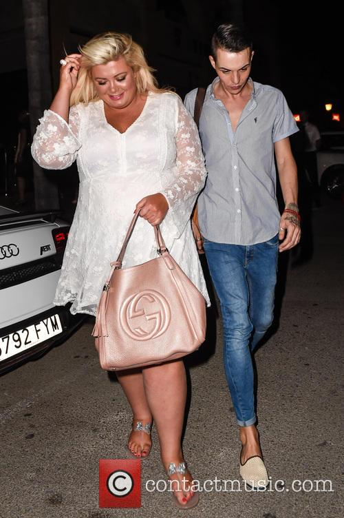 Gemma Collins and Bobby Norris 1