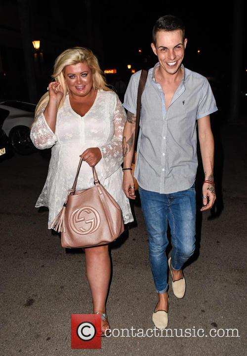 Gemma Collins and Bobby Norris 9
