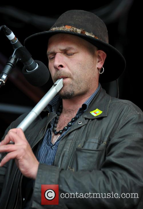 Wychwood Festival and Mad Dog Mcrea 11