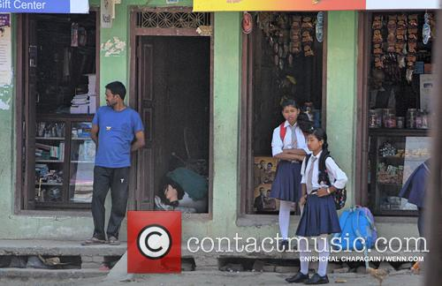 School and Nepal 2