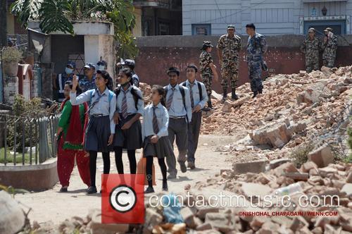 School and Nepal 3