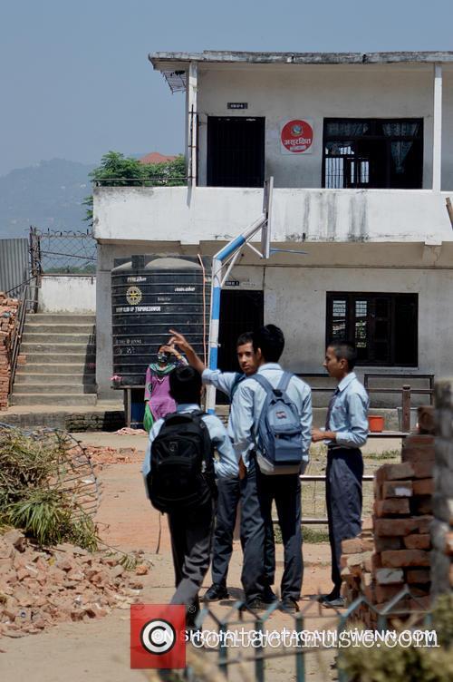 School and Nepal 4