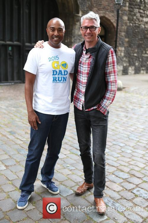 Colin Jackson and Jonathan Edwards