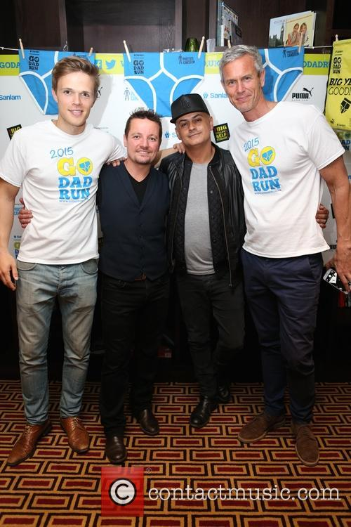 Dan Olsen, Luc Floreani, Stuart Watts and Mark Foster 5