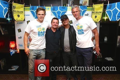 Dan Olsen, Luc Floreani, Stuart Watts and Mark Foster 6