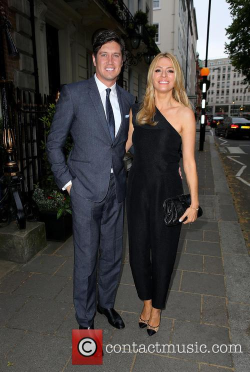 Vernon Kay and Tess Daly 5
