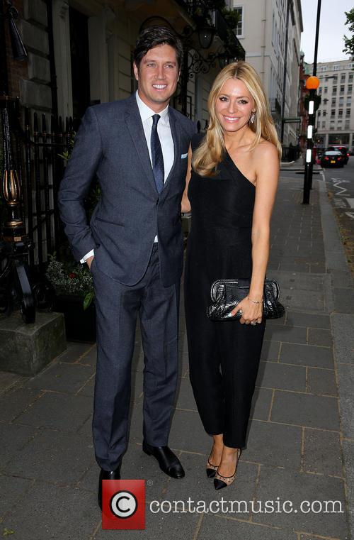 Vernon Kay and Tess Daly 6