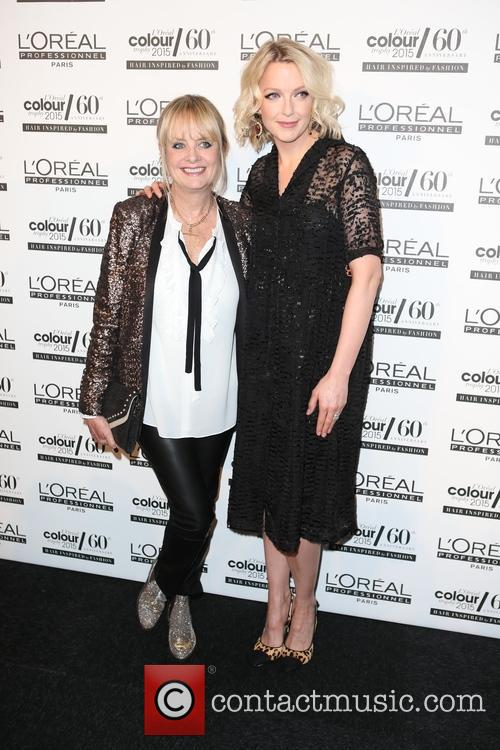Twiggy and Lauren Laverne 5