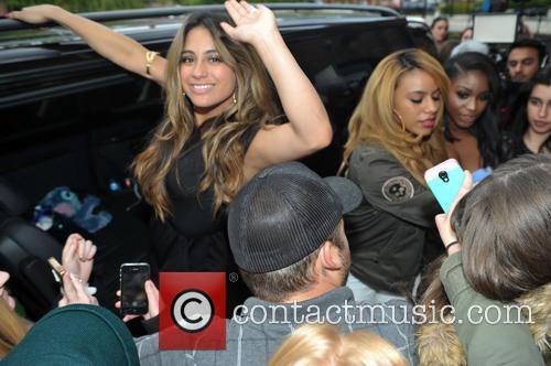 Fifth Harmony, Ally Brooke Hernandez, Normani Kordei, Dinah Jane Hansen, Camila Cabello and Lauren Jauregui 11