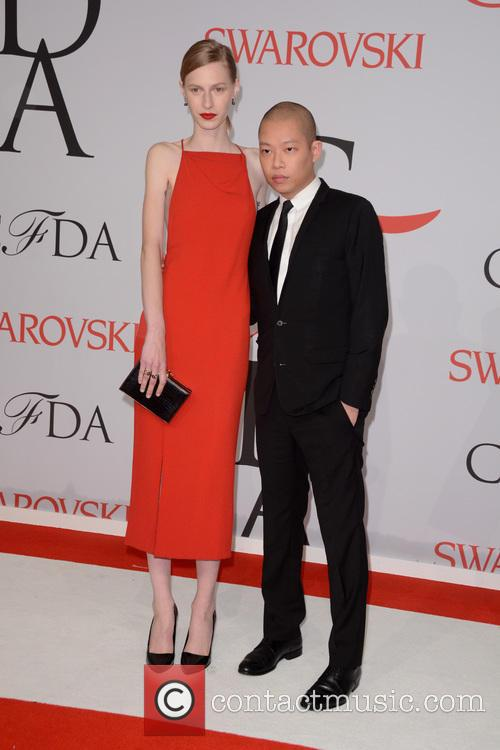 Julia Nobis and Jason Wu 10