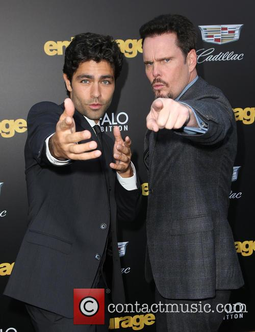 Adrian Grenier and Kevin Dillon 2