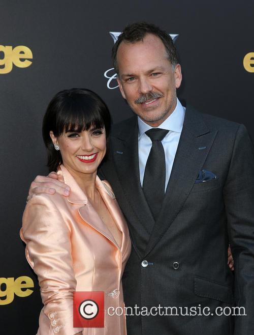 Constance Zimmer and Russ Lamoureux 7