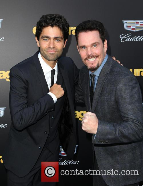 Adrian Grenier and Kevin Dillon 5