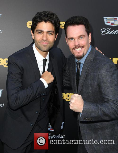 Adrian Grenier and Kevin Dillon 6