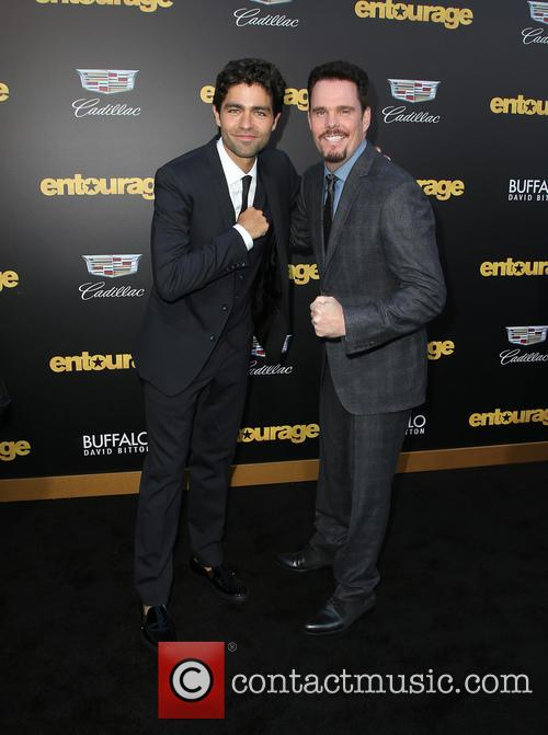 Adrian Grenier and Kevin Dillon 7
