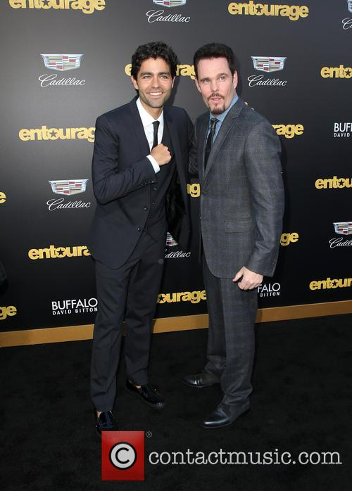 Adrian Grenier and Kevin Dillon 8