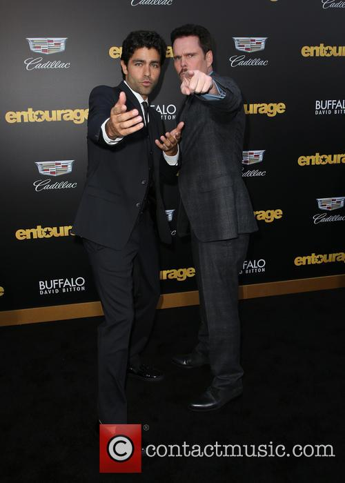 Adrian Grenier and Kevin Dillon 9