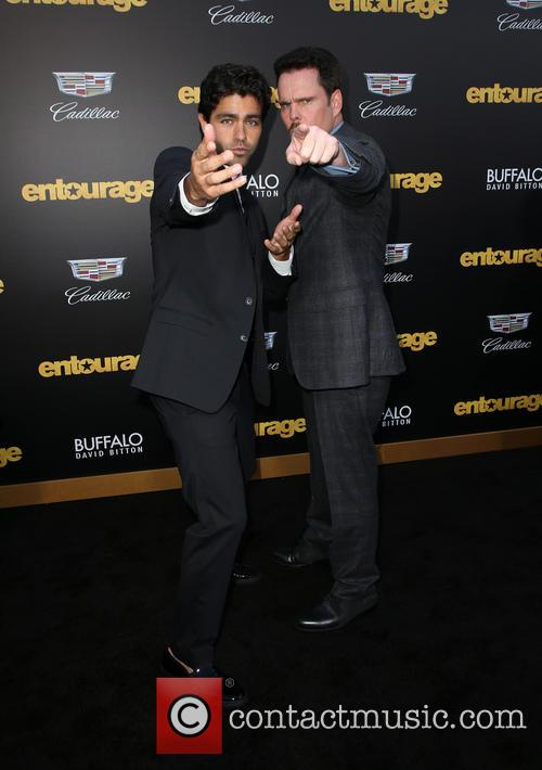 Adrian Grenier and Kevin Dillon 10