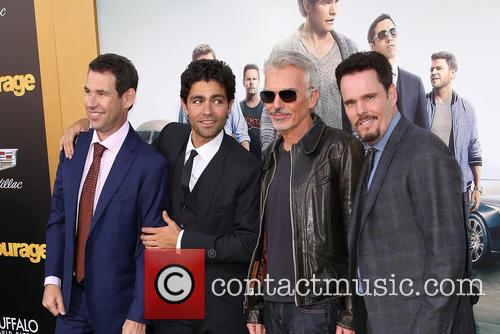 Doug Ellin, Adrian Grenier, Billy Bob Thornton and Kevin Dillon 1