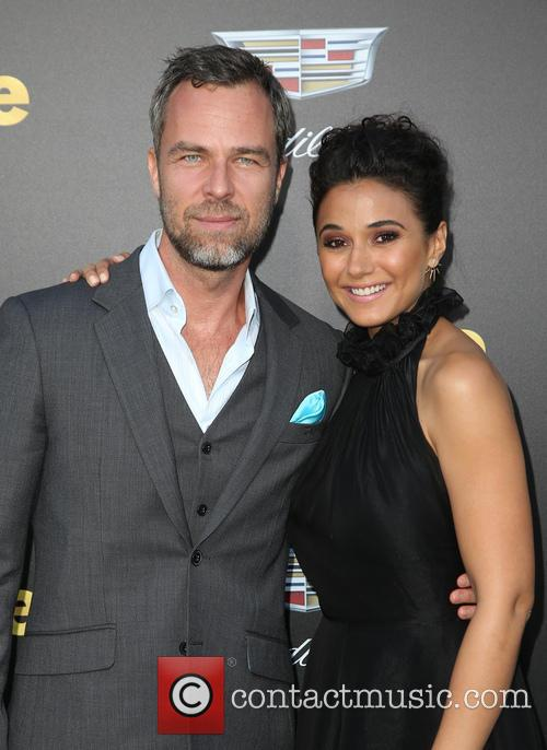 Emmanuelle Chriqui and Guest 3