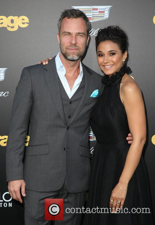 Emmanuelle Chriqui and Guest 4