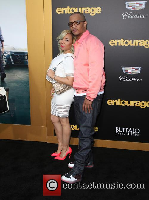 T.i. and Tameka Cottle 2