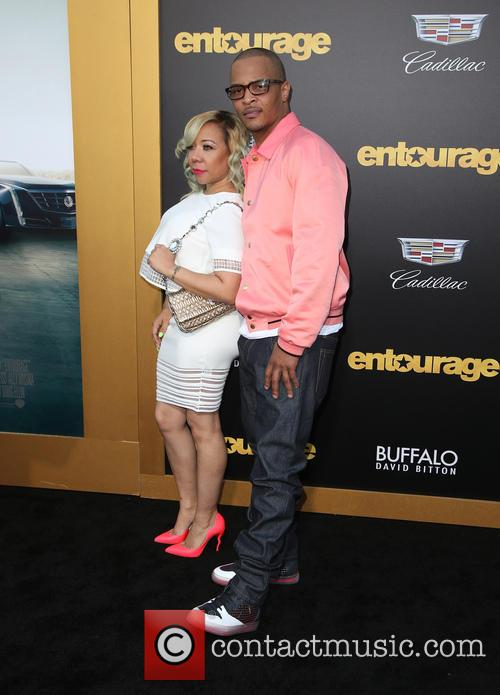 T.i. and Tameka Cottle 1