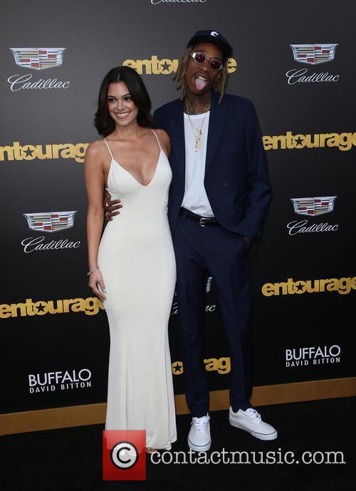 Anabelle Acosta and Wiz Khalifa 10
