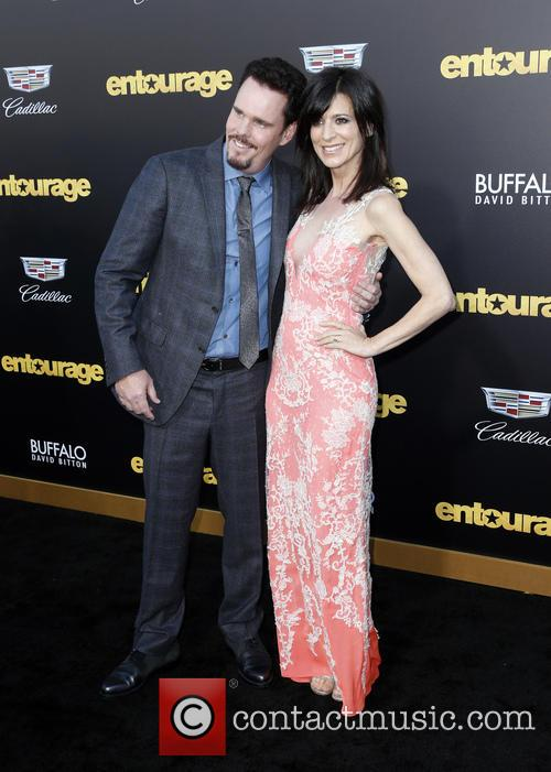 Kevin Dillon and Perrey Reeves 5