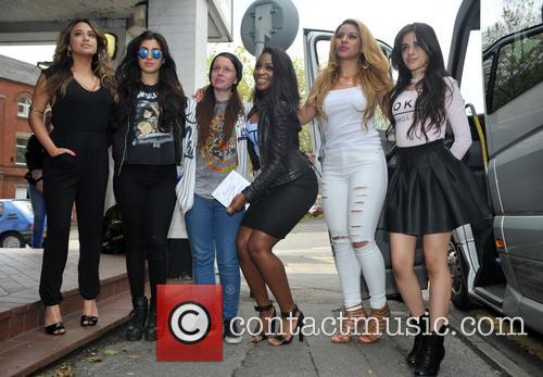 Fifth Harmony, Ally Brooke Hernandez, Lauren Jauregui, Normani Hamilton, Dinah Jane Hansen and Camila Cabello 1