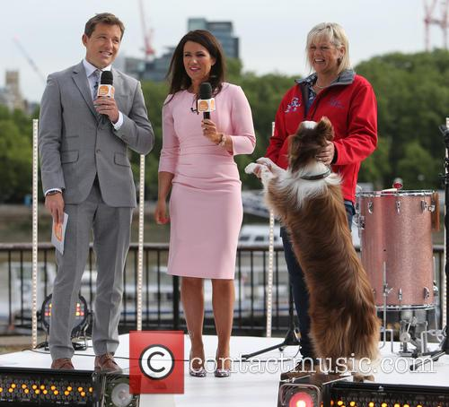Susanna Reid and Ben Shephard 4