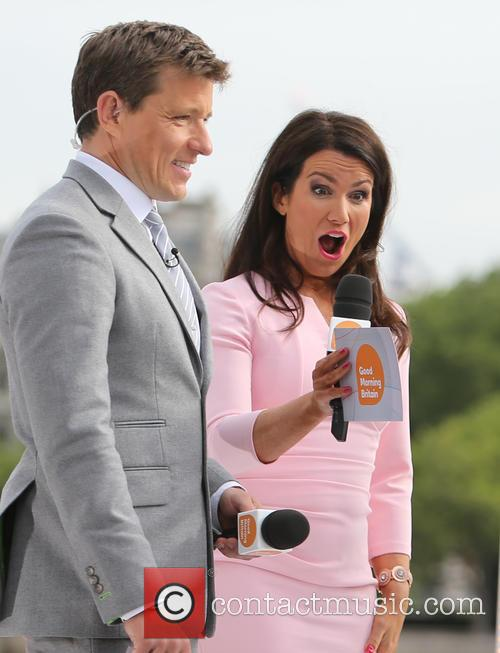 Susanna Reid and Ben Shephard 6