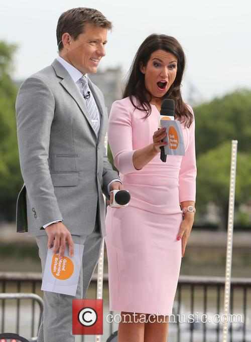 Susanna Reid and Ben Shephard 7
