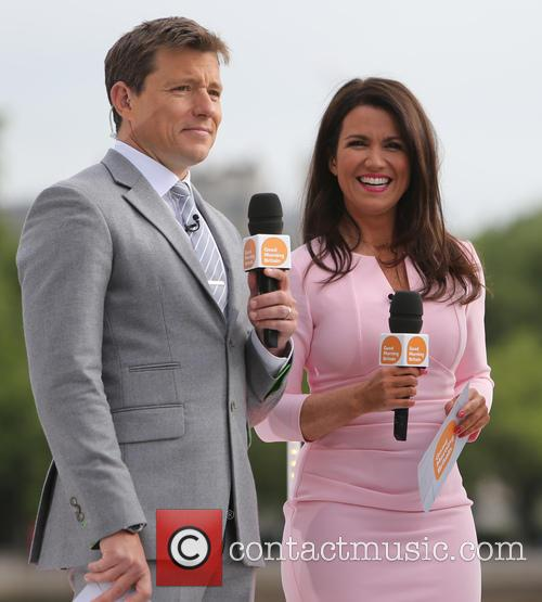 Susanna Reid and Ben Shephard 8