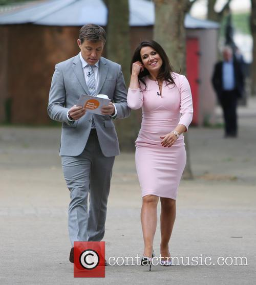 Susanna Reid and Ben Shephard 9