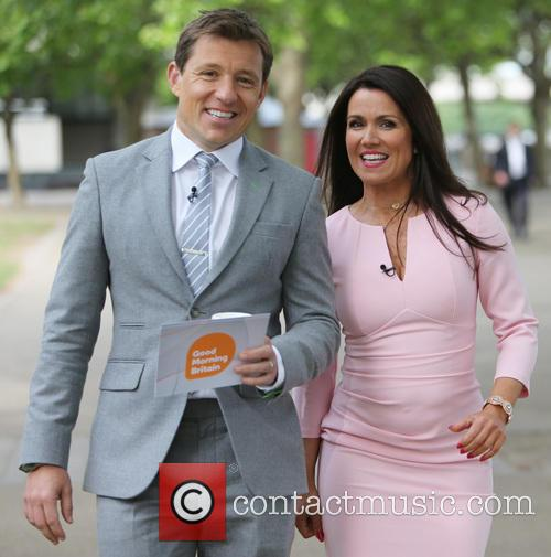 Susanna Reid and Ben Shephard 10