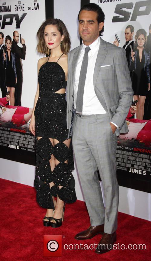 Bobby Cannavale and Rose Byrne 3