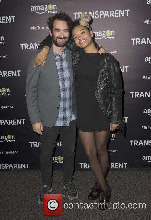 Jay Duplass and Kiersey Clemons 2
