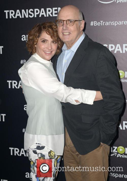 Jill Soloway and Jeffrey Tambor 3