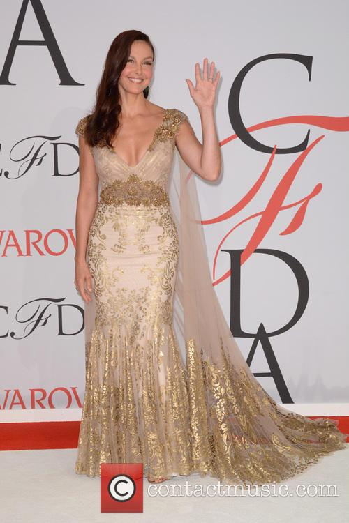 Ashley Judd at the CFDA Fashion Awards