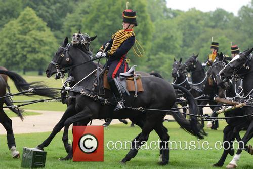 Kings Troop Royal Horse Artillery 2