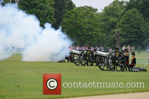 Kings Troop Royal Horse Artillery 3