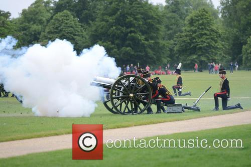 Kings Troop Royal Horse Artillery 4