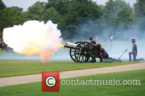 Kings Troop Royal Horse Artillery 6
