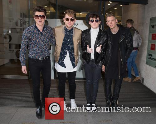 Rixton, Jake Roche, Charley Bagnall, Lewi Morgan and Danny Wilkin 3
