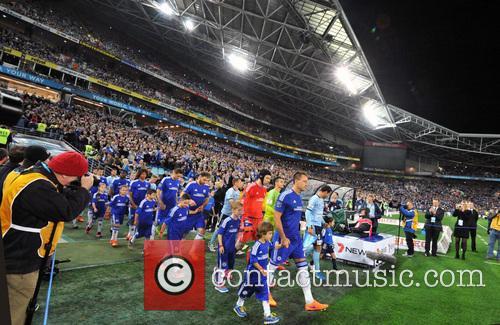 Chelsea vs. Sydney - post-season friendly