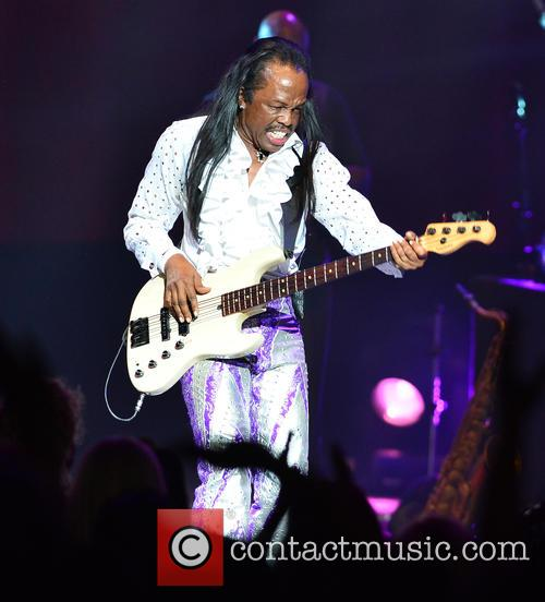 Wind And Fire and Verdine White 8