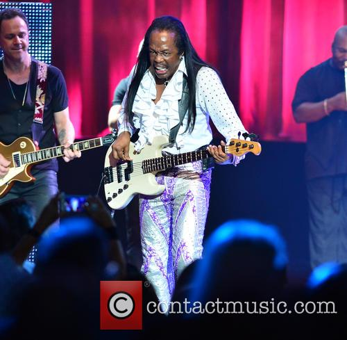 Wind And Fire and Verdine White 1